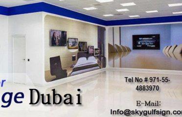 Signage companies Dubai | Indoor & Outdoor Signage company Dubai