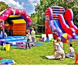 Surrey Bouncy Castle Hire