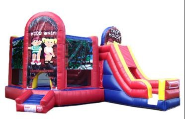 Funky Castles and Party Hire