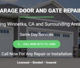 Wells Garage Door And Gate Repair, Inc