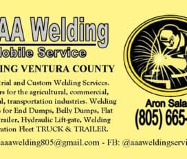 AAA Welding Services (Mobil)