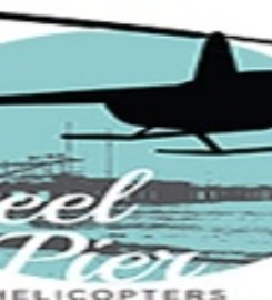 Steel Pier Helicopters