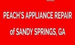 Peach's Appliance Repair of Sandy Springs