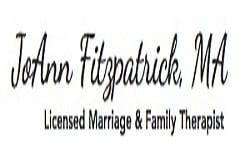 JoAnn Fitzpatrick, MA Licensed Marriage & Family Therapist