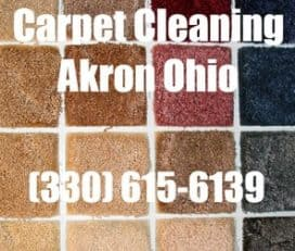 Akron's Best Carpet Cleaning