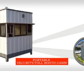 A S Engineering Portable Cabin