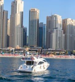 Boat Tour Dubai