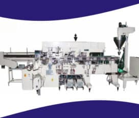 Pouch packing machine manufacturers in India