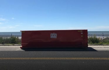 Big Red Box Coastal – A Dumpster Company Charleston