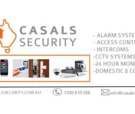 Casals Security Services - Cámara de seguridad Melbourne