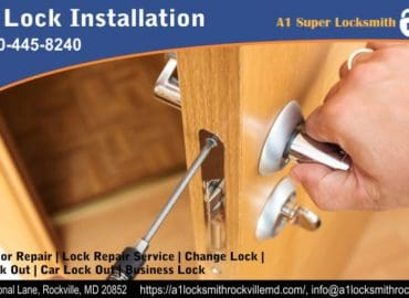 Lockout Services In Rockville