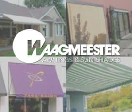 Waagmeester Awnings and Sun Shades