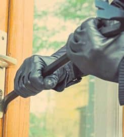 Ajuda de emergência após roubo e proteção contra roubo