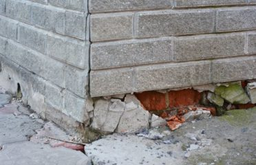 Foundation Repair Shelby Township
