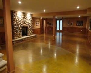 McKinney Epoxy Flooring