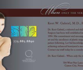 Dr. Kent W. Gabriel, MD