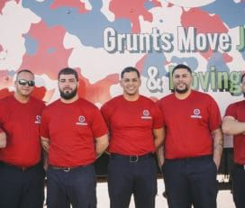 Grunts Move Junk & Moving
