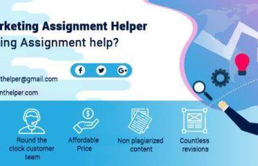 Marketing Assignment Helper