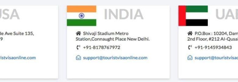 Tourist Visa Online E-Visa