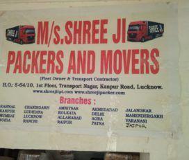 Shreeji Packer & Logistic Lucknow