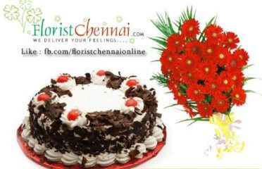Online Flower and cake Delivery in Chennai
