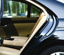 Chauffeured Executive Car Hire Services