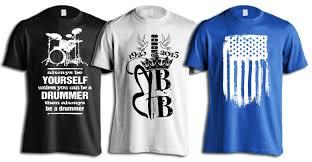 T shirt design Sydney