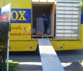 W. H. Cox & Son (Removals & Storage) Ltd