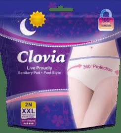 Divya Health & Hygiene (Clovia Period Pants)