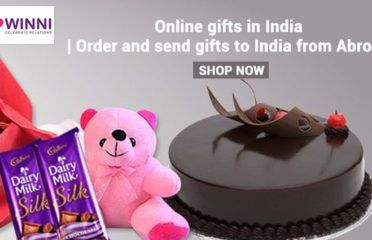 Winni – Online Cakes, Flowers & Gift Services in Pune