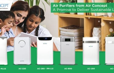 Air Purifiers By Air Concept For Your Daily Fresh And Pollution Free Air!
