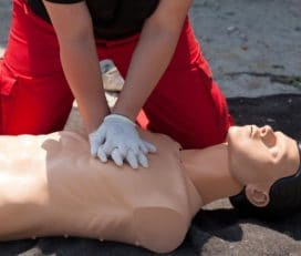 CPR-training in Texas
