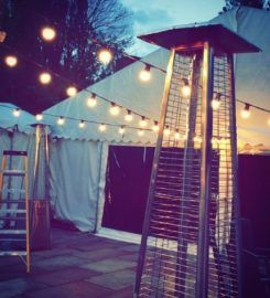 Patio Electric and Gas Heater Rentals