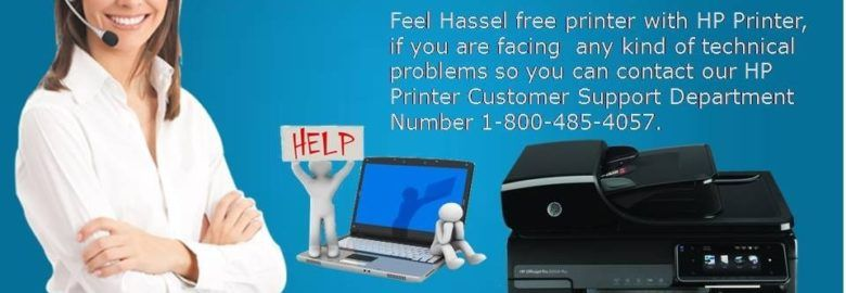 HP Printer Support Toll Free-1-800-485-4057