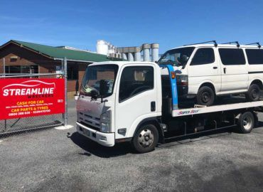 Auto Wreckers in Wellington – Streamline Auto Solutions
