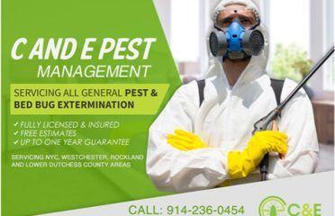 C and E Pest Management inc