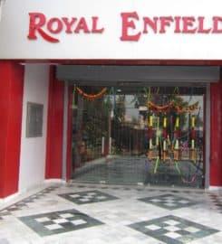 Royal Enfield Himachal   Royal Enfield bike showroom in Baddi, Solan, Kunihar