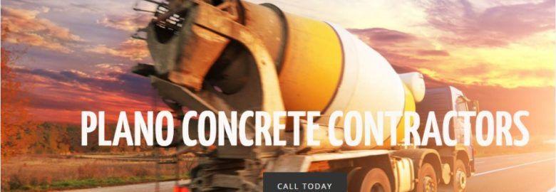Plano Concrete Contractors