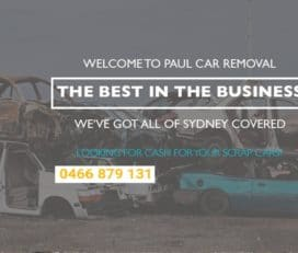Paul Car Removal