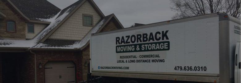 Razorback Moving And Storage- Moving Company in Rogers AR