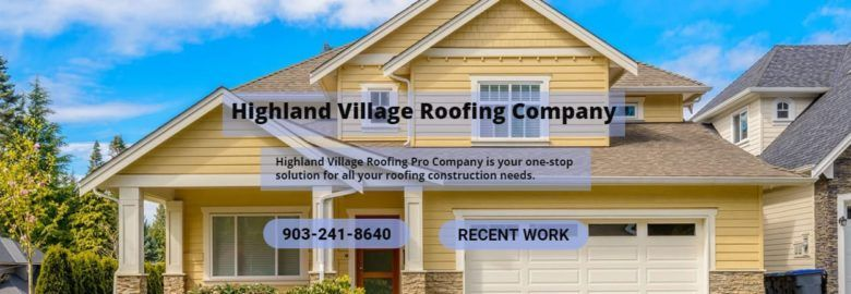 Highland Village Roofing Pro