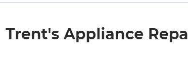 Trent's Appliance Repair