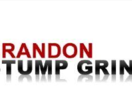 Brandon Stump Grinding