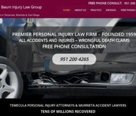 Temecula Auto Accident Attorneys