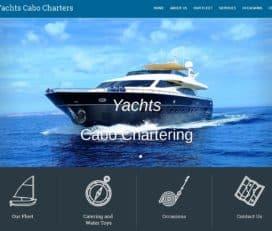 Fishing Charter Lapaz