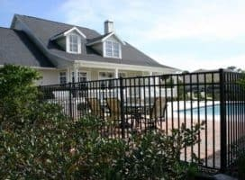Jackson Deck and Fence
