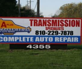 A Plus Transmission & Auto Repair