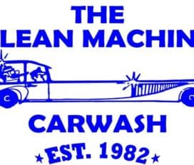 The Clean Machine Carwash
