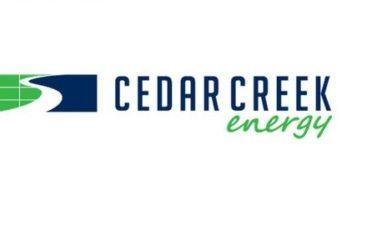 Cedar Creek Energy