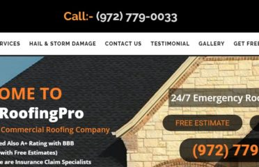 Celina Tx Roofing Pro